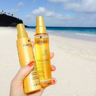 Rene Furterer introduces Solaire Pre-Sun and Post-Sun Exposure Products