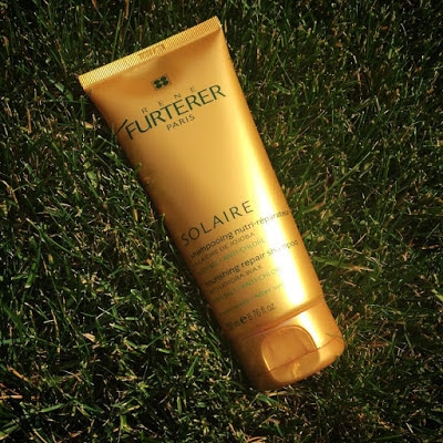 The Solaire line of sun care has two pre-sun exposure products. The protective summer oil has a wet finish, which is perfect for beach or pool time. The protective summer fluid has a dry finish, for everyday use, tee times, summer concerts, or brunch. Both products contain UV filters and sesame oil, and are water resistant.